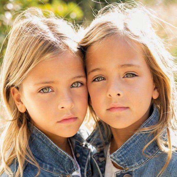 Les Fameuses Jumelles, Les Enfants Stars D'Instagram!!